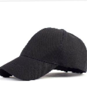 Baseball Ponytail Cap